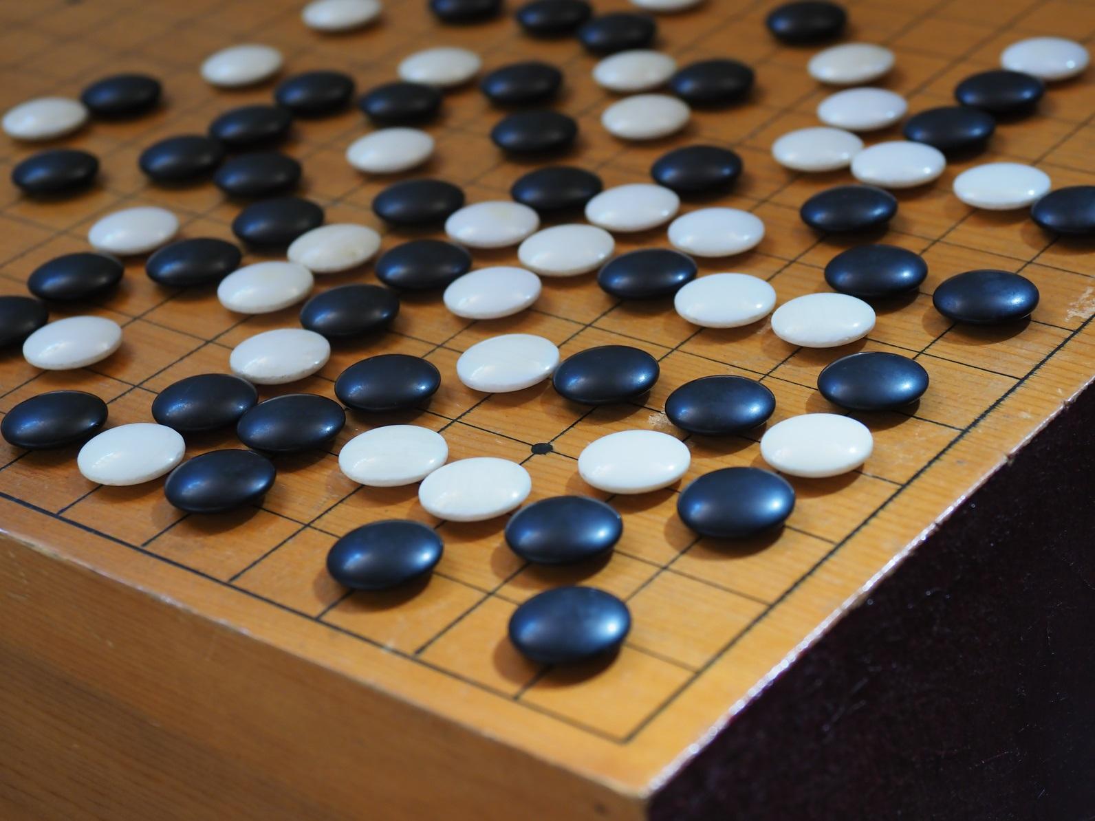 アルファ碁が人間を破ったのは衝撃的だった