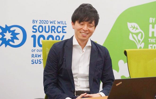 福井茂貴氏