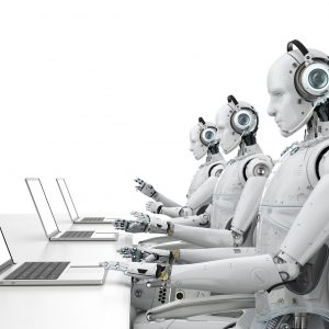 AIが人間の仕事を奪う?