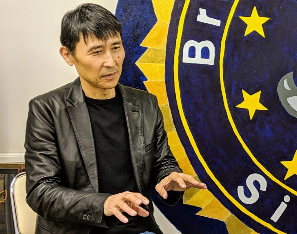 現状の人材マッチングの課題を指摘する安田氏