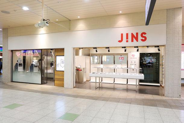 ジンズ上野店