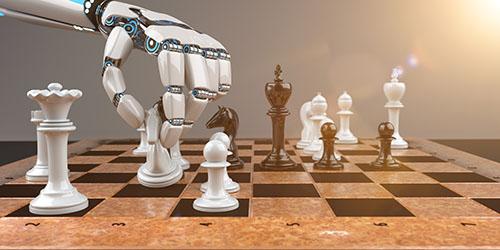 チェスでも人間を凌駕