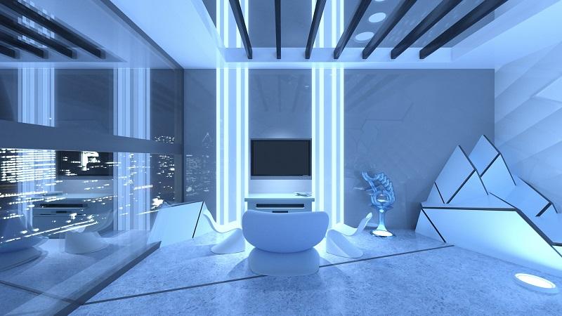 未来のオフィス